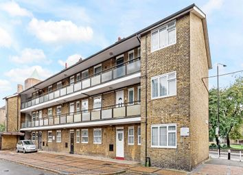 Thumbnail 1 bed flat for sale in Upper North Street, London