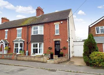 Thumbnail 3 bed semi-detached house for sale in Eastfield Road, Wollaston, Northamptonshire