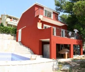 Thumbnail 4 bed villa for sale in Red Stone Villa With Swimming Pool On Ciovo, Ciovo, Croatia