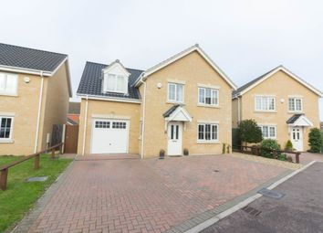 Thumbnail 5 bed detached house for sale in Applewood Close, Carlton Colville, Lowestoft