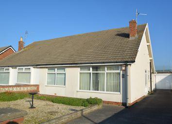 Thumbnail 2 bed semi-detached bungalow for sale in Kilgrimol Gardens, Lytham St Annes