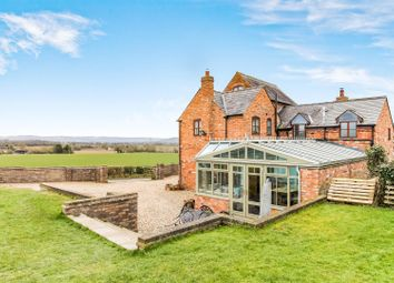 Thumbnail 4 bed detached house for sale in Church Lane, Norton, Gloucestershire