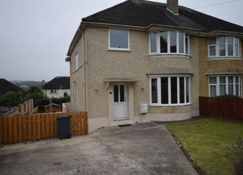 Thumbnail 3 bed semi-detached house to rent in Ballabrooie Grove, Douglas