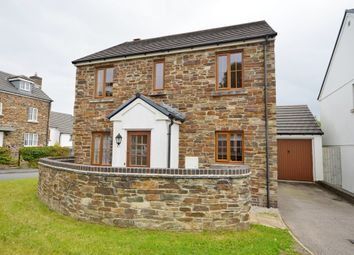 Thumbnail 4 bed detached house to rent in Chyvelah Vale, Gloweth, Truro