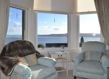 Thumbnail 2 bed flat for sale in Argyll Terrace, Kirn, Dunoon