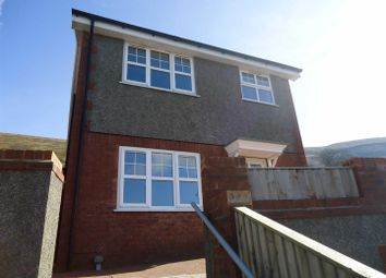 Thumbnail 3 bed detached house to rent in Glyn Milwr, Blaina, Abertillery