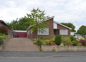 Thumbnail 3 bed detached bungalow for sale in Ballington View, Leek