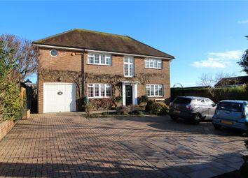 4 bed detached house for sale in Salvington Hill, High Salvington, Worthing, West Sussex BN13
