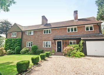 Thumbnail 5 bedroom detached house for sale in Pinner Hill, Pinner, Middlesex