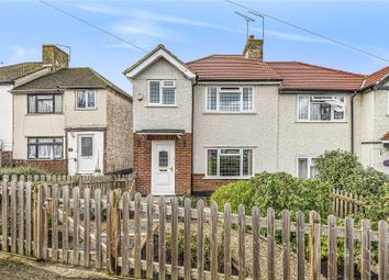 Thumbnail 3 bed semi-detached house for sale in Heathfield Rise, Ruislip, Middlesex
