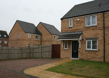 Thumbnail 3 bed semi-detached house to rent in Yarrow Drive, Stockton-On-Tees