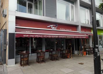Thumbnail Restaurant/cafe for sale in Mare Street, Hackney