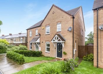 Thumbnail 3 bed semi-detached house for sale in Ewehurst Road, Dipton, Stanley