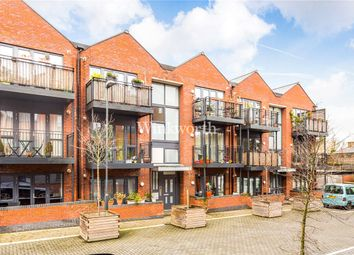 Thumbnail 2 bed flat for sale in Leverton Close, London