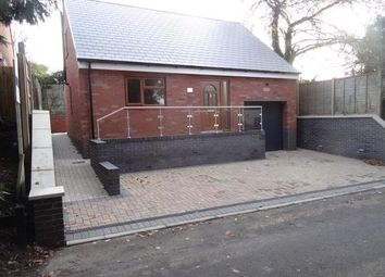 Thumbnail 3 bed bungalow for sale in Hall Road, Wolvey, Hinckley, Warwickshire