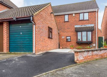 Thumbnail 4 bedroom link-detached house for sale in Penn Gardens, Northampton