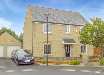 Thumbnail 4 bed detached house for sale in Guernsey Lane, Swindon