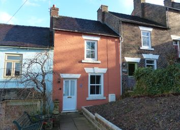 Thumbnail 2 bed terraced house for sale in North Leys, Ashbourne