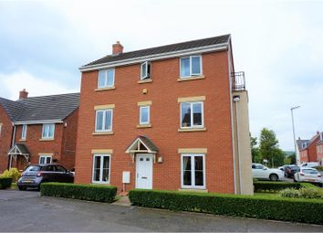 Thumbnail 4 bed detached house for sale in Priory Avenue, Rugeley