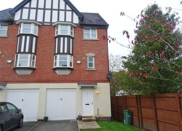 Thumbnail 4 bed semi-detached house for sale in Freshwater View, Northwich, Cheshire
