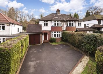 3 bed semi-detached house for sale in Whyteleafe Hill, Whyteleafe, Surrey CR3