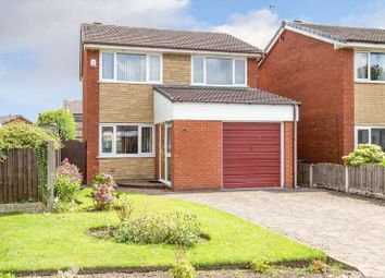 Thumbnail 3 bed detached house for sale in Chetwode Avenue, Ashton-In-Makerfield, Wigan
