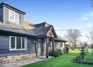 Thumbnail 5 bed detached house for sale in Nether Street, Ongar