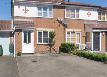 Thumbnail 2 bed semi-detached house for sale in Cole Avenue, Chadwell St Mary