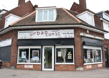 Thumbnail Retail premises for sale in 143 Monyhull Hall Road, Birmingham