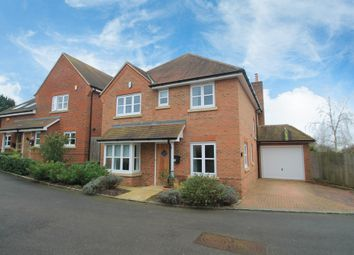 Thumbnail 4 bed detached house for sale in Cozens Close, Long Crendon, Aylesbury