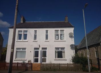 Thumbnail 2 bed flat to rent in Station Road, Law, Carluke
