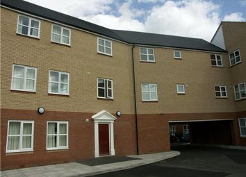 Thumbnail 2 bed flat to rent in Bentley House, High Street, March