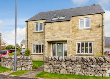 Thumbnail 4 bed detached house for sale in Green Meadow Close, Ingleton, North Yorkshire