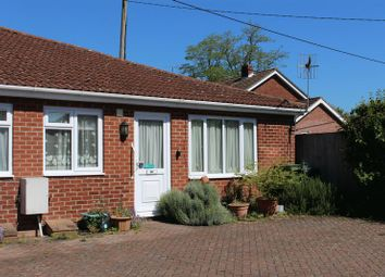 Thumbnail 2 bed semi-detached bungalow for sale in Oxford Road, Calne
