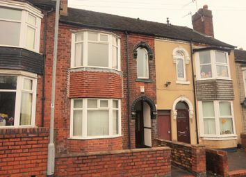 Thumbnail 3 bedroom terraced house for sale in Weston Street, Stoke-On-Trent