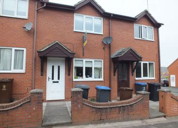 Thumbnail 2 bed terraced house to rent in Tunstall Road, Biddulph, Stoke-On-Trent