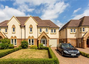 Thumbnail 4 bed semi-detached house for sale in Loxley Heights, Banbury Road, Stratford-Upon-Avon