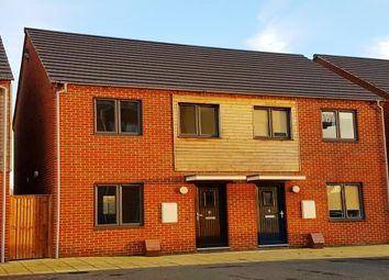 Thumbnail 3 bed property to rent in Morleys Leet, King's Lynn