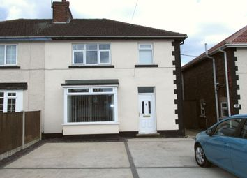 Thumbnail 3 bed semi-detached house for sale in Bottesford Road, Scunthorpe