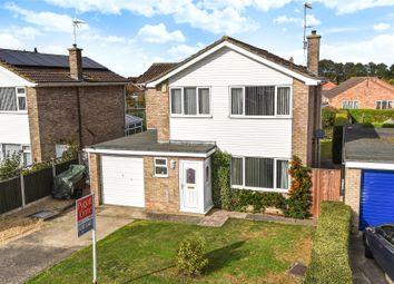 Thumbnail 4 bed detached house for sale in Parkfield Road, Ruskington