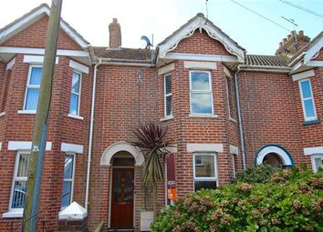 Thumbnail 3 bed terraced house to rent in St. Margarets Road, Poole