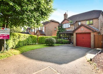 Thumbnail 4 bedroom detached house for sale in Mulberry Way, Hilton, Derby