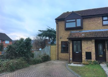Thumbnail End terrace house to rent in Hayes Court, Longford, Gloucester