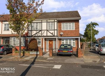 Thumbnail 3 bed maisonette for sale in Hampton Road, Ilford, Essex
