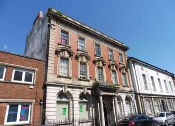 Thumbnail 1 bed flat to rent in Pembroke Buildings, Cambrian Place, Swansea