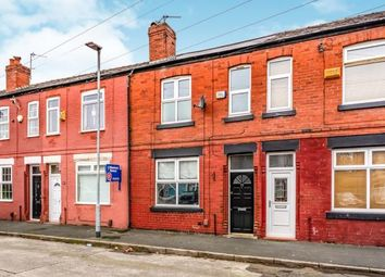 Thumbnail 2 bed terraced house for sale in Edgeworth Drive, Lady Barn, Manchester, Greater Manchester