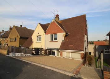 Taunton Vale, Gravesend, Kent DA12. 3 bed semi-detached house