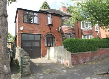 Thumbnail 4 bedroom semi-detached house to rent in Firshill Avenue, Sheffield