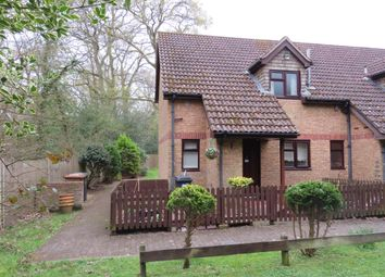 Thumbnail 2 bed end terrace house for sale in Norton Welch Close, North Baddesley, Southampton