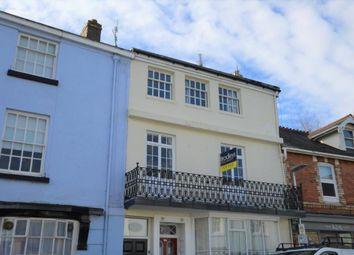 Thumbnail 4 bed maisonette for sale in Fore Street, Shaldon, Devon